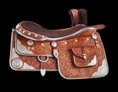 Gorgeous Western Sidesaddle by Skyhorse Saddle company $18,800