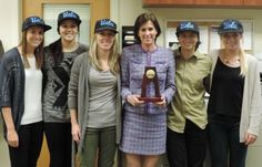 Senator Walters Honors members of the 2013 NCAA Women's Soccer National Champions, the UCLA Lady Bruins - Mimi Walters