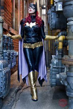 New 52 Batgirl by dangerousladies.deviantart.com on @deviantART