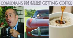 Jerry Seinfeld is joined by friends for a cup of coffee and a drive in a classic car, sharing stories along the way.