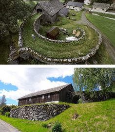 Lars Petter Olsen Valldal was both a farmer and lover of design who went to great lengths to customize his barn.
