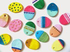 Frk. Hansen: PÅSKE - DIY Easter Arts And Crafts, Diy And Crafts, Diy For Kids, Crafts For Kids, Cheap Hobbies, Easter Cupcakes, Diy Clay, Creative Kids, Toddler Crafts
