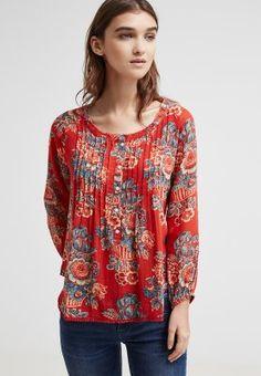Denim & Supply Ralph Lauren PINTUCK - Tunique - andon floral - ZALANDO.FR