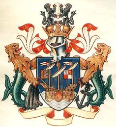 Weymouth and Portland - Heraldry of the World, Crest, Arms, Coat of Arms