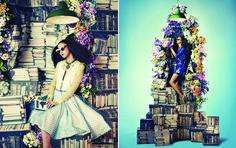 Category: Editorials  Tags: Bosung Kim, Chanel, Dior, Ji Hye Park, June 2012, Prada, Seo Young Hui, Vogue Korea