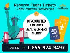 Reserve Flight Ticke