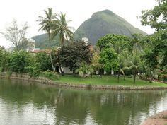 Lagoa Rio de Janeiro, Brasil