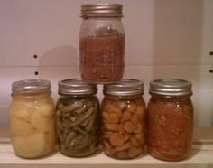 Must have canning items to get your can on and make some great food from your garden| justmeregina.com