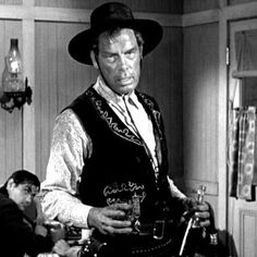 Lee Marvin in The Man Who Shot Liberty Valance was just a total bastard, one of those villains you can't wait to see get his come uppance and get blown away. Description from ukff.com. I searched for this on bing.com/images