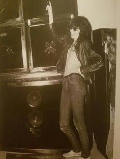Joey &Tommy Ramone By Danny Fields .