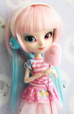 Pullip Akemi² Pretty Dolls, Cute Dolls, Beautiful Dolls, Anime Dolls, Blythe Dolls, Barbie Dolls, Kawaii Doll, Kawaii Anime, Cute Girl Hd Wallpaper