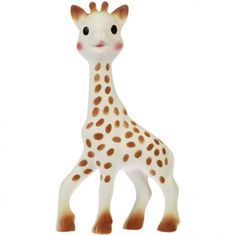 The Original Sophie the Giraffe Teether Toy in Gift Box - from Learning Space UK