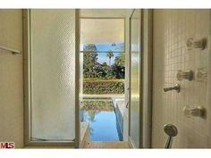 Buy a Hal Levitt Modern in Encino With a Swim-Up Shower - New to Market - Curbed LA #lovethis