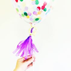 Confetti Balloon Lolly – Shop Sweet Lulu