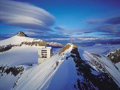 Glacier 3000 - Les Diablerets, Switzerland