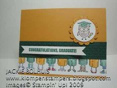 Go, Graduate by JackieB - Cards and Paper Crafts at Splitcoaststampers