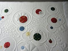TL Kennedy Longarm Quilting | Gallery          This is an unusual pattern but look at the detailing! Fantastic!