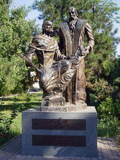 Споменик Ћирилу и Методију, Одеса (Украјина)