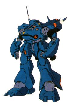 The MS-18 Kämpfer (ケンプファー) was a prototype mobile suit created by the Principality of Zeon in the series Mobile Suit Gundam 0080: War in the Pocket.