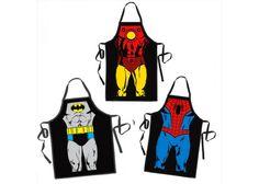 Siempre Quise Uno: Mandil para niño de Super Heroe - Kichink!