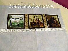 Úžitkový textil - Obliečka na vankúš 2v1  - Kone - 8384213_
