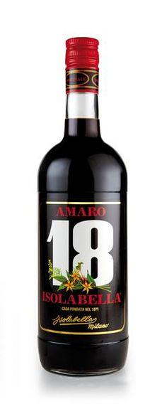 Amaro 18 Isolabella