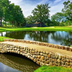 Firestone Country Club (South course), in Akron, OH, has a par 70 and was originally opened in 1929! It was later redesigned by Robert Trent Jones Sr. #GolfCourseOfTheDay | Rock Bottom Golf #RockBottomGolf