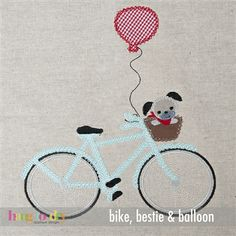Bike Bestie Balloon