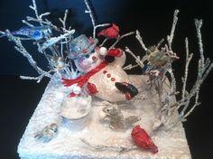 Swingin in the Snow by KatsKnacks on Etsy https://www.etsy.com/listing/465309624/swingin-in-the-snow