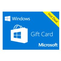 Microsoft Rewards: Windows Store Gift Card: $10 for 7000 Points $5 for  3500 Points (Microsoft Acct. Required)