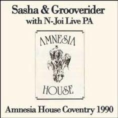 Sasha - Amnesia House - The Eclipse - Coventry - Dec 1990