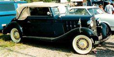 1933 chevrolet - master CA custom bodied cabriolet