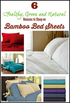6 Healthy, Green And Natural Reasons To Sleep On Bamboo Bed Sheets