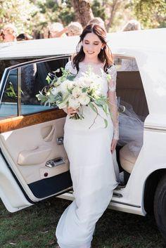 Timeless & elegant Western Australia wedding via Magnolia Rouge