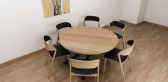 Round Dining Table Australia