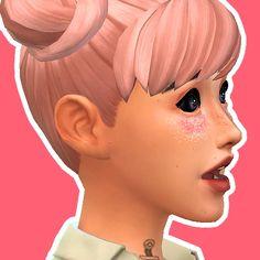 GLITTER BLUSH at Imtater via Sims 4 Updates