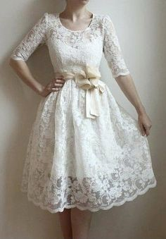 this is going to be my weeding dress when I'm older.