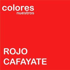 #Quimex #Rojo #Cafayate #ColoresNuestros #Argentina #ColoresArgentinos #Pintar #Pintura #Hogar #Casa #Deco