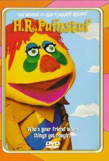 HR Puff n stuff, who's your friend when things get rough? H.R. Pufnstuf. Can't do a little cause you can't do enough. Looking back on this - it's a bit dodgy don't you think? A little bit Lucy in the sky with diamonds maybe?