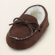 baby boy - shoes - moccasin slipper | Children's Clothing | Kids Clothes | The Children's Place  size 6/7