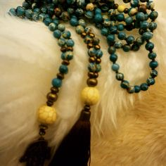 Malabead necklace