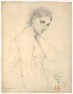 """In drawing, let your style be pure, but bold. Pure and bold — that is drawing, that is art.""  Jean Auguste Dominique Ingres  #artist #quotes"