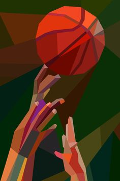 Charis Tsevis - Lega Basket Serie A: The New Futurists NBAArt illustration Basketball Posters, Basketball Art, Love And Basketball, Basketball Pictures, Basketball Memes, Basketball Design, Basketball Photography, Graphic Wallpaper, Beste Tattoo