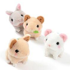 Kyun to Naki Usagi Pika Plush Collection (Ball Chain) 1