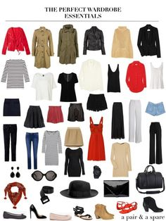 The Essential Wardrobe picture style