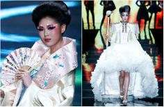 Bridal inspiration China Fashion Week -