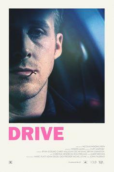 Drive alternative movie poster