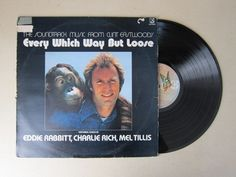 Buy LP Vinyl EVERY WHICH WAY BUT LOOSE - SOUNDTRACK VG- VG-for R69.00