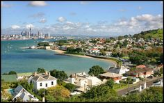 Devonport, Auckland, The North Island, New Zealand