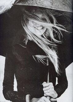 Gemma Ward by Greg Kadel Vogue Italia nov 2007